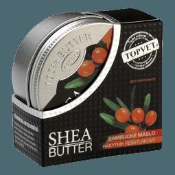 Bambucké maslo (shea butter) s rakytníkom 100ml