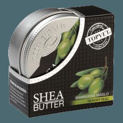 Bambucké maslo (shea butter) s olivovým olejom 100ml