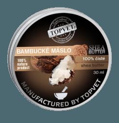 Bambucké maslo (shea butter 100%) 30ml