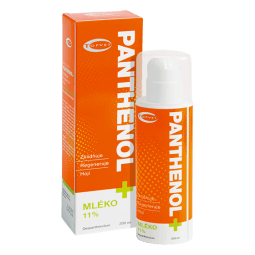 PANTHENOL + MLIEKO 11% 200ml