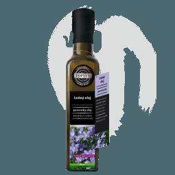 Ľanový olej 250ml