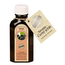 Arónia - čierny žeriav 50ml