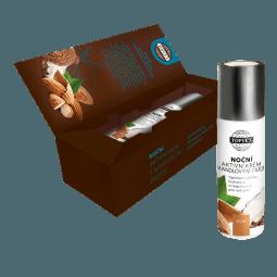 Nočný aktívny krém s mandľovým olejom 50ml