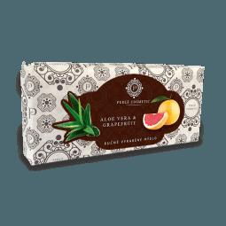 Mydlo Aloe vera a grapefruit 115g