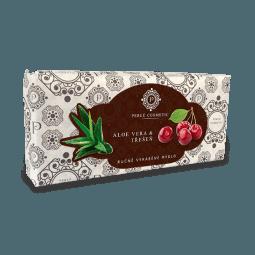 Mydlo Aloe vera a čerešňa 115 g