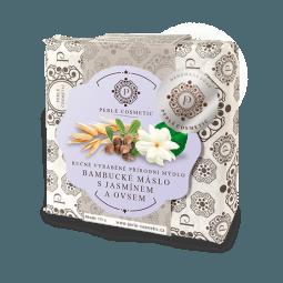 Mydlo Bambucké maslo s jazmínom a ovsom 115g