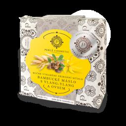 Mydlo Bambucké maslo s ylang-ylang a ovsom 115g