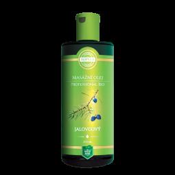 BIO Borievkový masážny olej 200ml