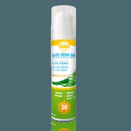 Aloe vera opaľovacie mlieko SPF 30 200ml
