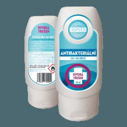 Antibakteriálny gél na ruky - Divoká čerešňa 50ml
