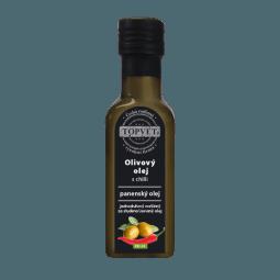 Olivový olej s chilli 100ml