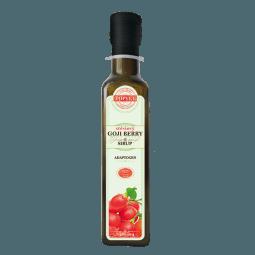 Goji berry stéviový sirup - farmársky 250ml