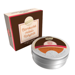 Bambucké maslo - Rakytník 50ml