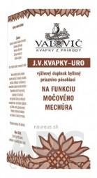 J.V. KVAPKY - URO na funkciu močového mechúra 1x50 ml