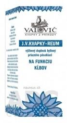 J.V. KVAPKY - REUM na funkciu kĺbov 1x50 ml