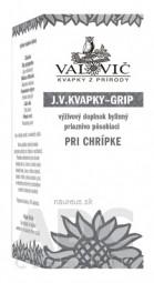J.V. KVAPKY - GRIP pri chrípke 1x50 ml