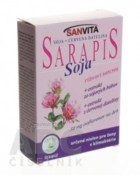 SARAPIS SOJA cps 1x30 ks