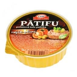 Paštéta PATIFU paradajka a olivy 100 g