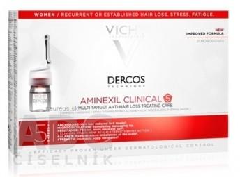 VICHY Dercos Aminexil Clinical 5 pre ženy