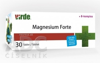 VIRDE MAGNESIUM FORTE