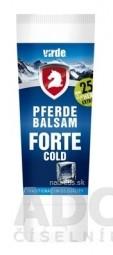 VIRDE PFERDE BALSAM FORTE COLD