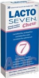 Vitabalans LACTOSEVEN Chew tbl mnd 1x30 ks