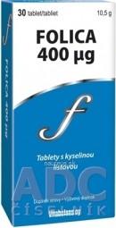 Vitabalans FOLICA 400 µg