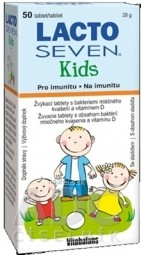 Vitabalans LACTOSEVEN Kids
