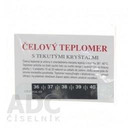 TEPLOMER čelový