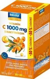 Revital PREMIUM VITAMIN C 1000 mg S RAKYTNÍKOM