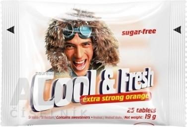 Cool & Fresh extra strong orange