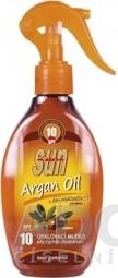 SUN ARGAN OIL opaľovacie MLIEKO SPF 10