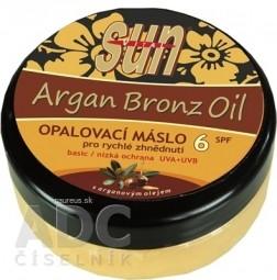 SUN ARGAN BRONZ OIL opaľovacie MASLO SPF 6