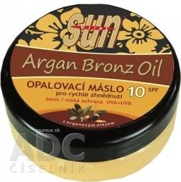 SUN ARGAN BRONZ OIL opaľovacie MASLO SPF 10