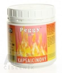 PEGGY GÉL kapsaicínový 1x500 g