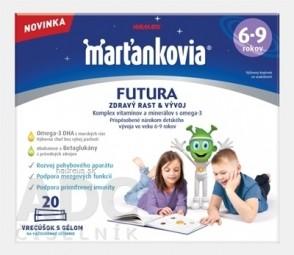WALMARK Marťankovia FUTURA 6-9
