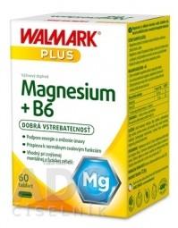 WALMARK Magnesium + B6