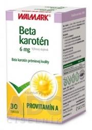 WALMARK Beta karotén 6 mg