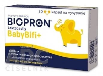 BIOPRON Laktobacily BabyBifi+