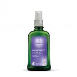 Levanduľový relaxačný olej