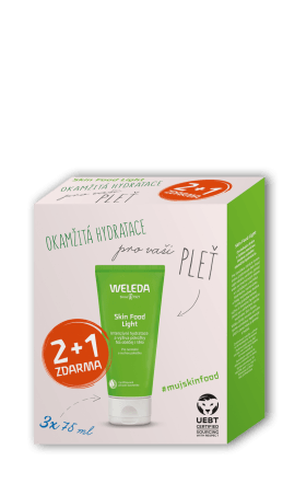 Skin Food Light Multipack 2+1