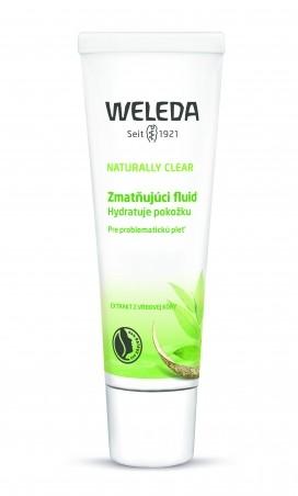 Naturally Clear zmatňujúci fluid na problematickú pleť