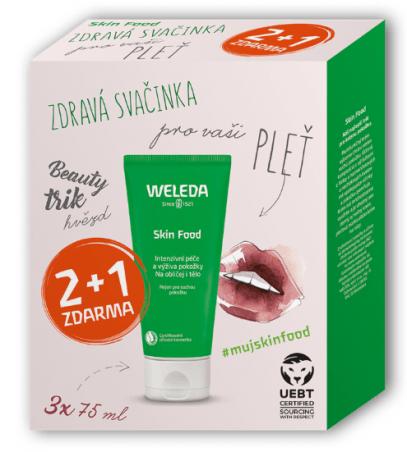 Skin Food Multipack 2+1