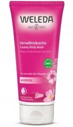 Ružová harmonizujúca sprchovacia emulzia