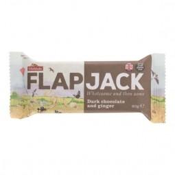 Flapjack ovsený čokoláda so zázvorom bezlepkový 80 g