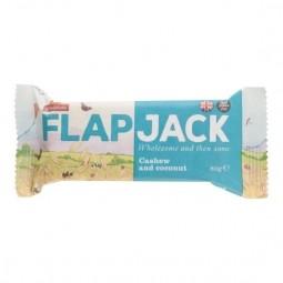 Flapjack ovsený kešu-kokos bezlepkový 80 g