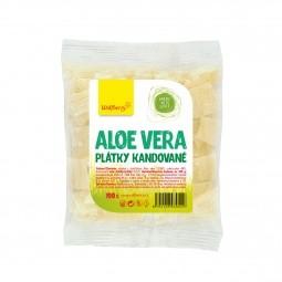 Aloe vera kandizované plátky 100 g Wolfberry