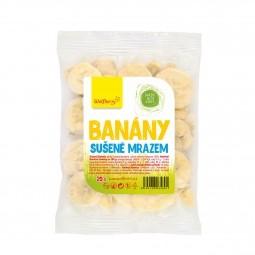 Banány lyofilizované 20 g Wolfberry