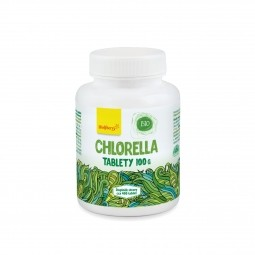 Chlorella BIO 100 g 400 tbl Wolfberry *