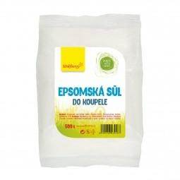 Epsomská liečivá soľ 500 g Wolfberry